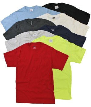 mill graded tshirts chicago